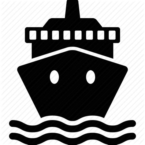 boat icon png white boat cruise front sailing ship watercraft yacht icon