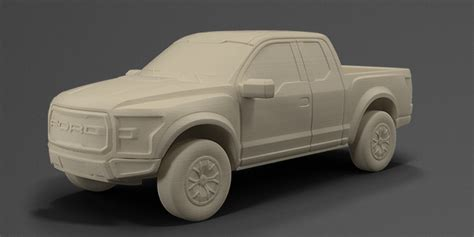 cars with models ford launches 3d printed model car shop print