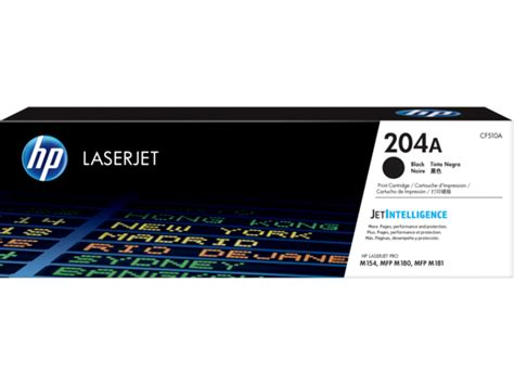 Hp90a Black Original Laserjet Toner Original hp 204a black original laserjet toner cartridge hp