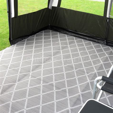 paradise luxury breathable woven caravan awning