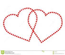 heart of hearts royalty free stock photography image