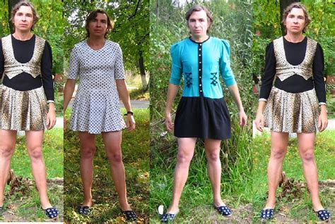 men forced to dress as women meet vladimir fomin man who refuses to wear pants and