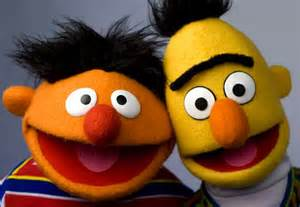 Bert and ernie come out in the new yorker human events