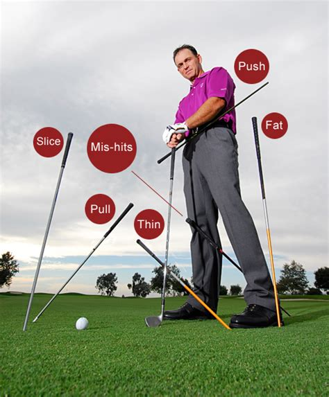 bad golf swings 6 ways to fix every bad shot golf com