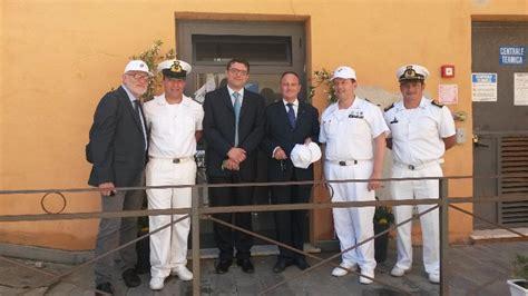 capitaneria di porto genova ufficio collocamento nuovo ufficio per la guardia costiera a monterosso
