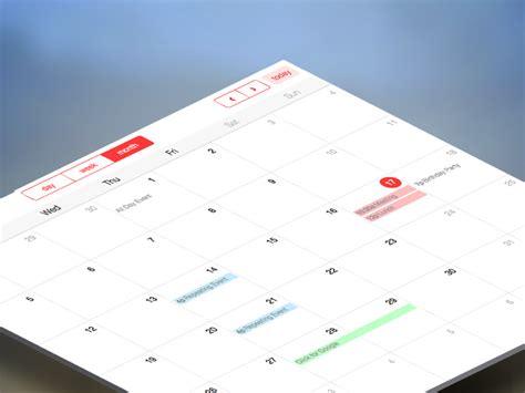 Full Calendar Free Bootstrap Calendar Creative Tim Bootstrap Calendar Template