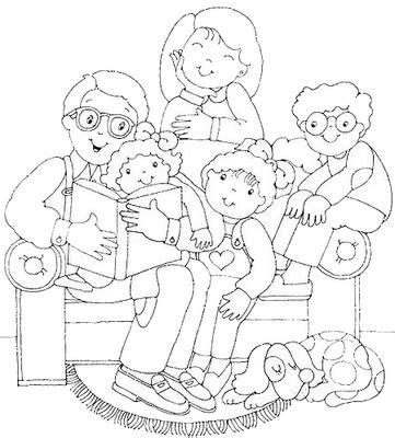 imagenes de la familia en ingles para niños espa 231 o saber infantil atividades sobre fam 237 lia para imprimir