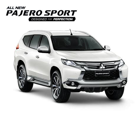 All New Pajero Sport Cover Tutup Bensin Sporty Jsl Tank Cover Sporty mitsubishi all new pajero sport 2015 2019