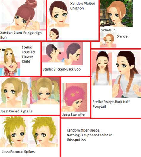 all hairstyles and their names hairstyles style savvy trendsettersa helpful guide to