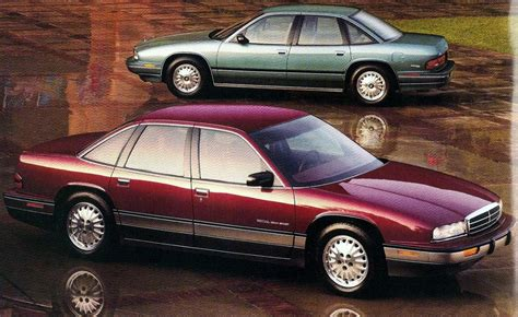 regal s curbside classic 1996 buick regal olympic edition go