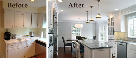 white kitchen cabinets before and after 28 kitchen white before and after dark to light
