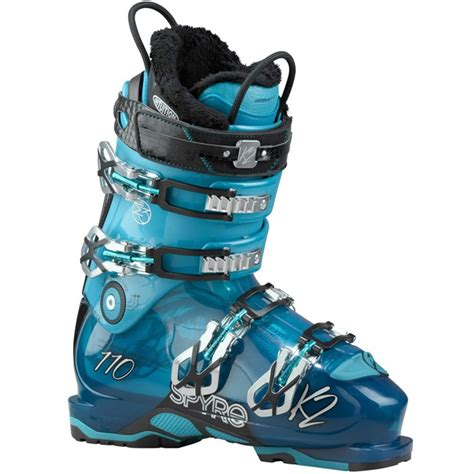k2 ski boots k2 spyre 110 ski boots s 2016 evo outlet