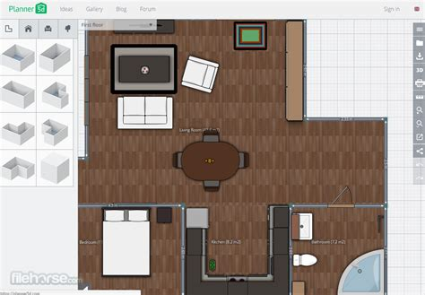 planner  create beautiful floor plans  interior