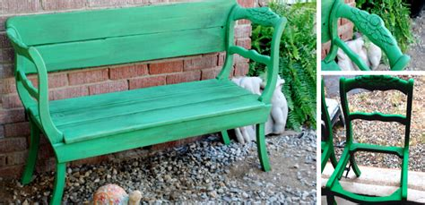 chair bench diy diy chair bench inspiration tutorials