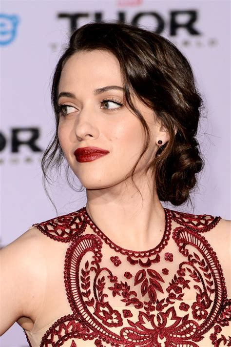 how to create kat dennings celebrity hairstyle on 2 broke girls 17 best images about rapunzel on pinterest bobs alexa