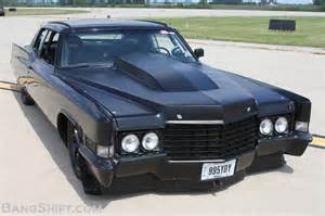 1970 Cadillac Coupe Car Feature The 186mph Lsr 1970 Cadillac Coupe De Kill