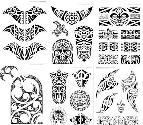 small maori tattoos trends maori designs and meanings