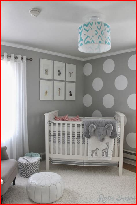 When To Decorate Nursery Baby Room Elephant Decor Rentaldesigns