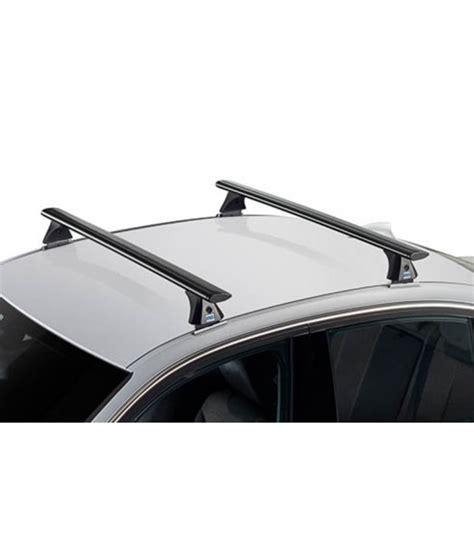 barras techo cruz barras de techo cruz aluminio airo para viaje de