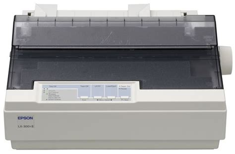 Printer Epson Dotmatrix Lx 300 epson lx 300 printer driver printers driver