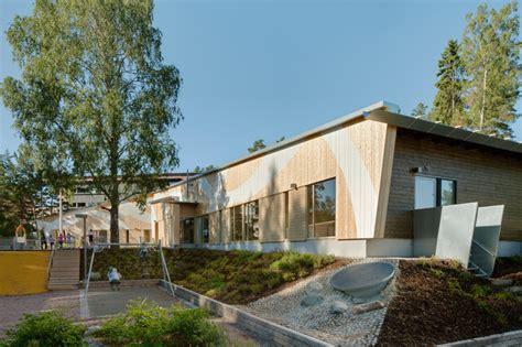 designboom helsinki haekli architects crafts omenapuisto daycare center in