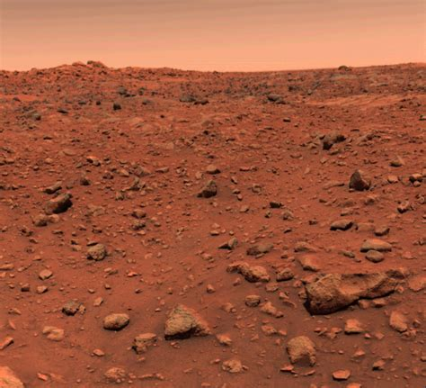 what color is the sky really viking landers found on mars space earthsky
