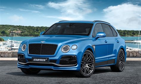 Startech Bentley Bentayga Shows Potential Performancedrive
