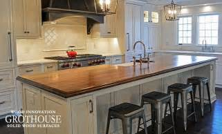 wood tops for kitchen islands amazing 50 kitchen counter islands decorating inspiration