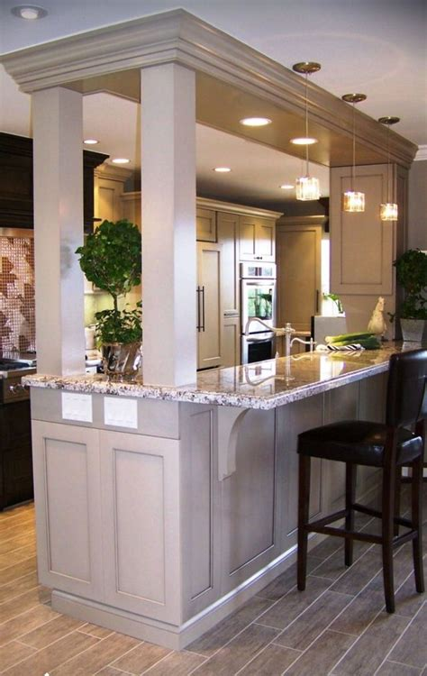 kitchen columns 14 best kitchen island columns images on cook