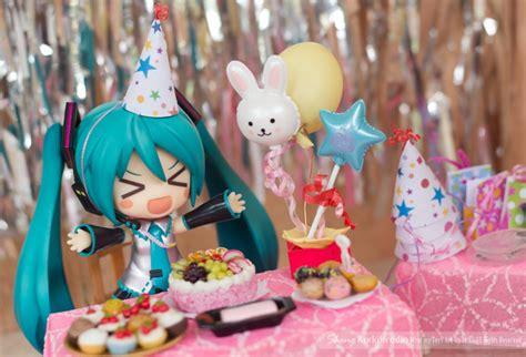 Vocaloid Birthday Card