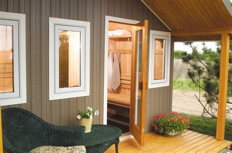 Sauna Room Near Me by Suburban Series Outdoor Sauna By Helo