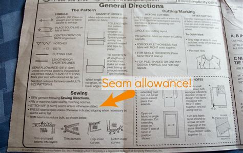pattern allowances and their construction taking the leap understanding sewing patterns part 3
