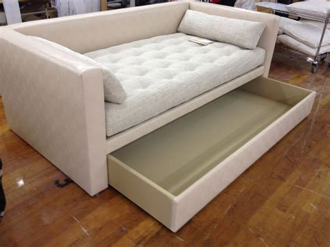 what is a couch bed called from hickory chair called the porter divan and designed