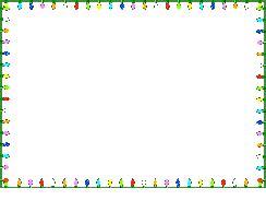 blinking christmas lights border free blinking light border html animated borders photo border animated