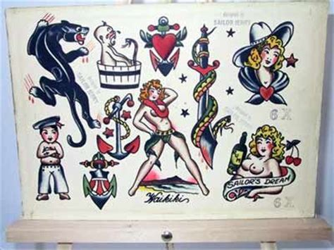 tattoo flash sheets for sale 1000 ideas about old style tattoos on pinterest tattoos