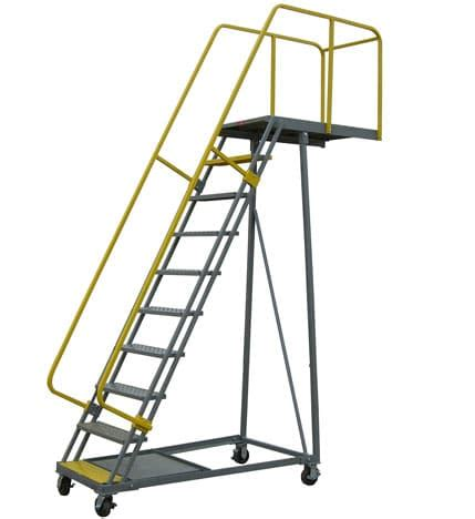 aircraft maintenance step ladders custom maintenance ladders industrial lifts aircraft