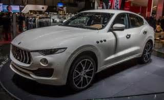 Maserati Cijena 2017 Maserati Levante Official Photos And Info News