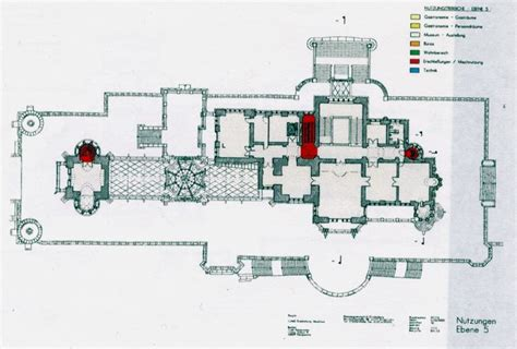 fantasy castle floor plans drachenburg first floor schlo 223 drachenburg aka