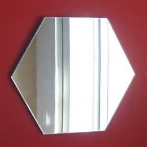 mirror shapes hexagon mirrors acrylic mirrors direct