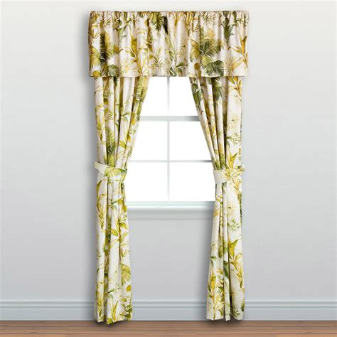 tommy bahama drapes tommy bahama island botanical window treatments from