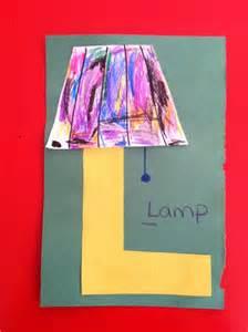 alphabet craft letter l l craft l is for l