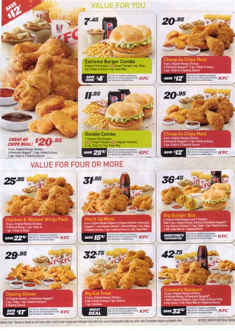 printable kfc vouchers uk kfc coupons video search engine at search com