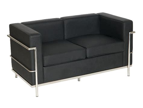 small black leather couch small black leather 2 seater sofa okaycreations net