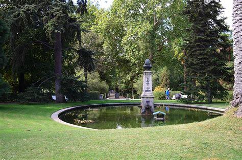 Botanical Gardens Madrid Royal Botanical Garden Of Madrid Nature