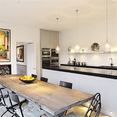 kitchen design essentials smart lighting modern kitchen design essentials 10 of the best housetohome co uk