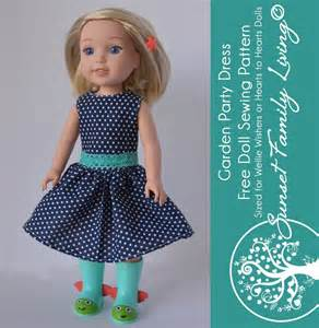 clothes for free garden dress free sewing pattern american