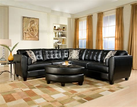 curtains to go with black leather sofa what color curtains go with dark brown leather couch