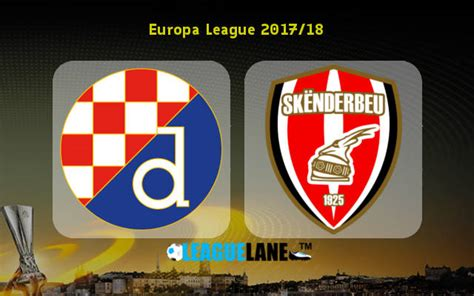 epl qualification for europa league dinamo zagreb vs skenderbeu preview predictions and