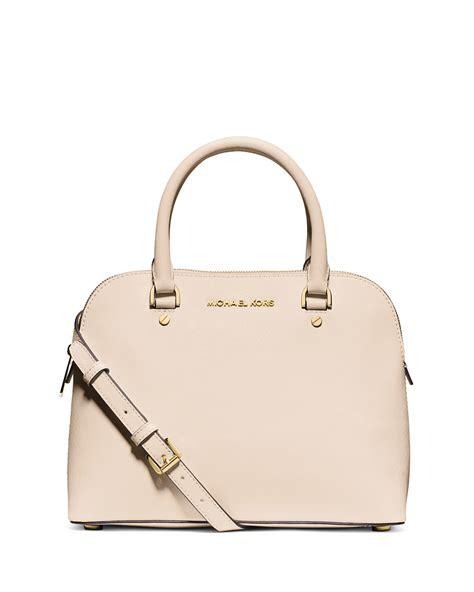 Roberto Cavalli Dolly Medium Dome Shopper by Michael Michael Kors Medium Dome Satchel Bag In