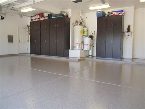 Epoxy Garage Floors in Andover, MA   Concrete Staining